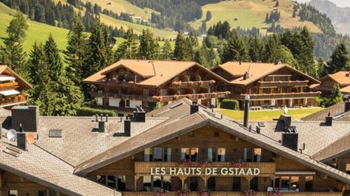 Golfhotel Gstaad (Berner Oberland, CH)